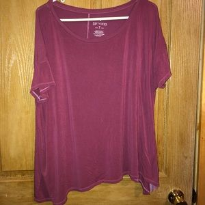AEO womens L/XL soft and sexy shirt